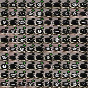 Spooky Cover Big Masque Amérique En Amérique Adult Moto Dark Amérique lueur fantasmagorique visage fantasmagorique squelette YulQZ hotstore2010