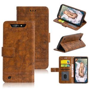 Filp del cuoio calda di caso per Blackview BV5500 BV5500 Pro Caso BV5500 caso più slot di carta del raccoglitore della copertura del telefono per di alta qualità