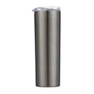 Tapered Tumbler Strawslide Lid 30Oz Skinny Silver 32Oz Tapered Tumbler Straw Slide Lid Tapered Tumbler Strawslide Lid