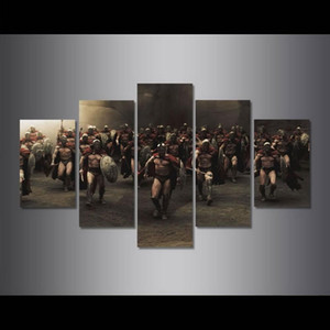 Spartan Poster Art Silk Posters Prints Movie Wall Pictures For Living Room Nordic Wall Picture Home Deco Canvas Painting