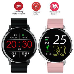 Fitness Tracker Smart-Armband Schritt Kalorienzähler Uhr Schlaf-Puls-Monitor-Ring Multi-Sport wasserdichte intelligente Uhr für IOS Android