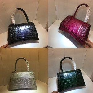2021 Luxus Designer Frau Handtasche's Geldbörsen Frauen Tote Marke Handtasche Messenger Bag Sanduhr Top Griff Tasche Umhängetaschen Crossbody Bag