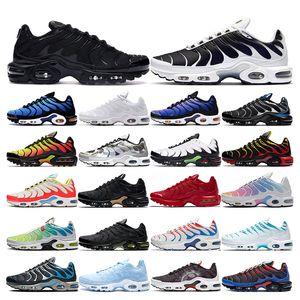 Nike TN air max 2018 airmax Vapormax TN Plus Laufschuhe für Männer Leichte atmungsaktive blau m82 weiß schwarz athletische Outdoor-Turnschuhe Tn Sportschuhe Eur 40-45