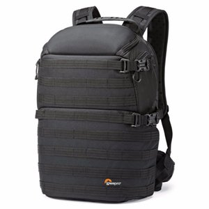 Transporte rápido Genuine Lowepro Protactic 350 Aw Dslr Camera Photo Bag Laptop Backpack Com All Weather Cover T190701