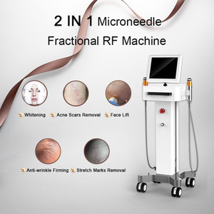 Fractional Laser Machines Microneedle RF Monopolar Laser Skin Tightening Radio Frequency Machine Wrinkle Removal Personal Care Skin