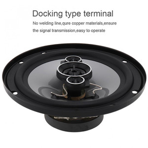 Freeshipping 2 Pcs 6 Inch 650W Car HiFi Coaxial Speaker Vehicle Door Auto Audio Music Stereo Full Range Frequency Speakers for Cars