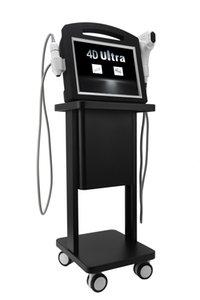 2021 Remojo de estranguidad Anti Envejecimiento doble de la barbilla Retire el apretado y la configuración de la cara 4DHIFU V-MAX Máquina de belleza de ultrasonido