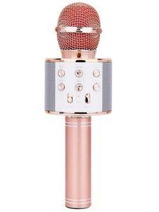 cgjxs New Ws858 Mikrofon Bluetooth Wireless USB-Ws 858 Professional Speaker Consender Ktv Handy Spieler Mic Rekord Musik