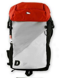 Ducati aire libre mochila mochila motocicleta locomotora de montar la bolsa casco bolso de múltiples funciones de locomotora