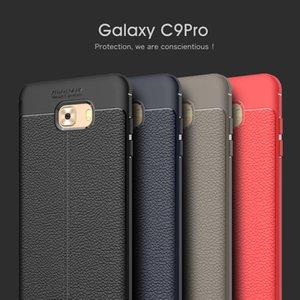 Cgjxs für Samsung-C9 Pro Soft Tpu Haut-Muster Anti-Tropfen-Handy-Fälle Schutzhülle