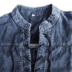 Erkek tişörtleri O Yaka Uzun Kollu Kasetli Kamuflaj Desen Fermuar Tasarım Pamuk Slim Fit For Man Erkekler Spor Tişörtü # 689