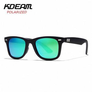 KDEAM Классическая роскошь солнцезащитные очки Мужчины Vintage солнцезащитные очки Женщины поляризованные UV400 с Чехол KD2140F Дизайнер очки Sunglasses Uk С aWQm #