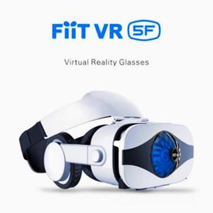 occhiali realtà virtuale da testa 3D occhiali auricolare pupilla e regolazione della distanza dell'oggetto dissipazione di calore