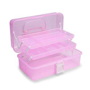 3 Caja de almacenamiento cosmética sitio web Ounona joyería capas del caso del organizador de fiar pendiente Componentes Australia befFs home2001