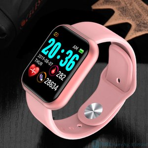 Smart Watch Women Men Smart Band Fitness Tracker Heart Rate Monitor Electronic Wrist Watches For Andriod Ios Smart Smartwatches