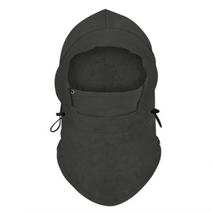 Balaclava Hat Multifunctional Winter Windproof Warm Hooded Mask for Skiing Motorcycles Running Biking Hiking Outdoor Activities