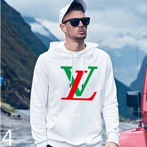 Men Designer Hoodies Teenager Clothing Mens Draped Spring Autumn Sweatshirts Printed Hommes Pullovers
