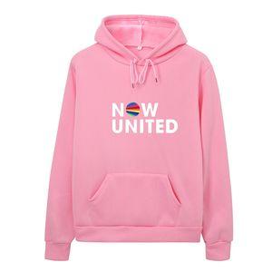 Fashion Now United - Better Album Hoodie Sweatshirts Men Women Better Now United Lyrics Pullover Unisex Kawaii Harajuku Tracksui MX200812