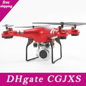 Sh5hd Fpv Drone Mit 1080p Wifi Kamera Rc Quadcopter Live Video Altitude 2 .4ghz 4 Kanäle 6 Achsen-Gyro Rc Drone Hubschrauber
