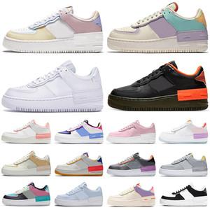 Nike Air Force 1 Forces shoes Designer Chaussures 1 One Triple Noir Blanc Casual Chaussures Skateboarding Femmes Hommes Formateurs Baskets De Sport 36-45 Livraison Gratuite
