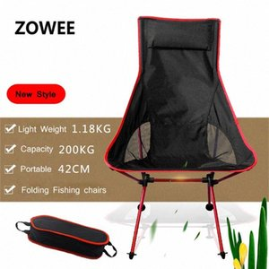 Modern Outdoor Camping Fishing Chair For Picnic Fishing Chairs Folded Chairs For BBQ Camping,Beach,Travelling,Office WW9m#