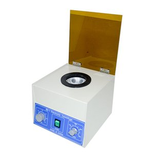 New arrival 2020 Electric Centrifuge Laboratory Medical Practice Machine PRP Serum Separation 4000rpm Desktop Lab Centrifuge