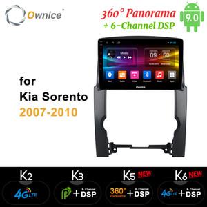 Ownice Octa Core Android 9.0 DSP 360 Panorama car dvd k5 k6 for kia sorento 2010 - 2013 Car Stereo GPS Navi headunit 4G SPDIF