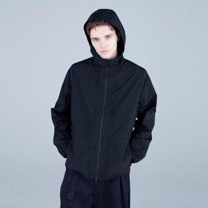 hot sell 20SS Multiple Pockets Zipper Jacket Windproof High Street Jackets Spring Autumn Men Women Fashion Simple Light Outwear Windbreaker
