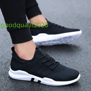 Running Shoes Lightweight high quality Comfortable Walking Sport Shoes Breathable Outdoor man Sneakers lace-up Athletic Trainers