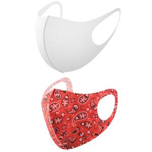 3D estereoscópica espacios en blanco sublimación de la mascarilla del Adultos Prevención Máscara de polvo respirable puede ser reutilizado para DIY de Transferencia de Calor Imprimir
