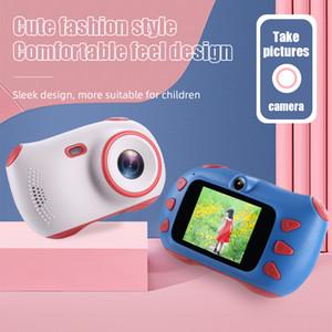 Kids Mini Digital Camera 2.0 Inch HD Screen pixels 1080P Camera Gift For Children Kids Toy Cartoon Camera Outdoor