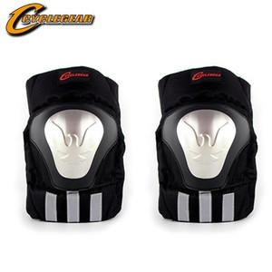 motosiklet bükme ve koruyucu ekipman K13 sürme dişli koruyucusu diz yastıkları paslanmaz çelik bükme