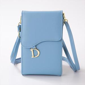 New Arrival Crossbody Bag For Women Texture PU Leather Hasp Handbag Ladies Phone Purse Wallet Female Card Holder Shoulder Bag