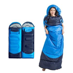 Отдых Туризм Путешествия Портативный Утолщенные спальный мешок Отдых на открытом воздухе аксессуары