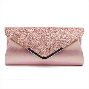 Fashion Women Ladies Glitter Clutch Bag Evening Wedding Party Prom Handbag Purse Bridal Bag Wedding Fashion Prom Handbag