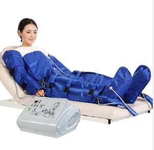 Pressotherapy Makinası İçin Spa Salon, Taşınabilir Kolay Lenf Drenaj Cihazı çalıştırın, Hava Basıncı Masaj Suit İnce Vücut Şekli Pressotherapy