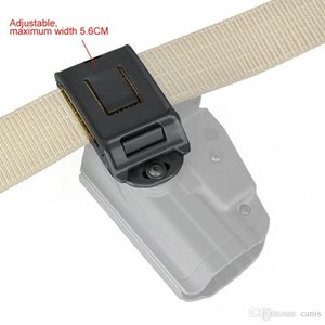 New Arrival Belt Clip for Holster Fit 5.6cm Max Width Belt Holster Accessory Free Shipping