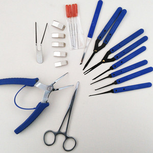 Locksmith Supplies South Korea Broken Key Retrieving Tool Kit Take Out Locksmith Supplies and Easy To Use Portable Tools-