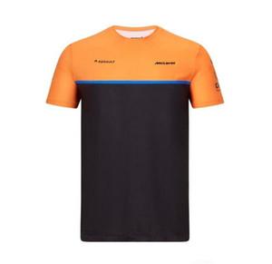çabuk kuruyan tişört yarış F1 yarış McLaren Senna serisi fanlar özel dağ bisikleti forması kısa kollu motosiklet motosiklet