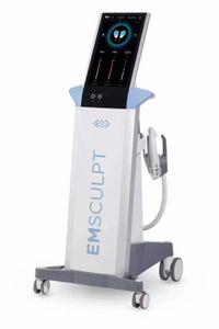 EMSculpt الجسم التخسيس نحت Hiemt لبناء العضلات وحرق الدهون جهاز آلة HIFEMs HIEMT Emsculpting