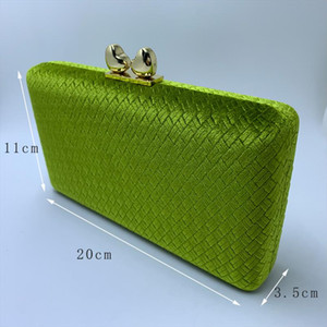 Royal Green Navy Blue Velvet Clutch with Heart Clasp Evening Bags and Evening Handbags for Womens Party Prom