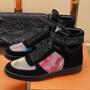 Zapatos para hombre de la moda Footwears Scarpe Da Uomo de lujo Tipo de Boombox la zapatilla de deporte de lujo de arranque de tobillo Fashion Boots Botas Hommes zapatos casuales para hombres
