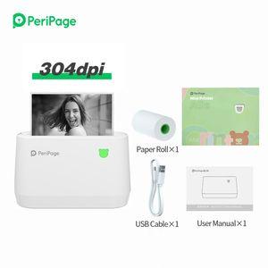 Портативный Peripage A9 80 мм термопринтер Handheld этикетки Примечания Принтер USB BT Bluetooth Беспроводное соединение