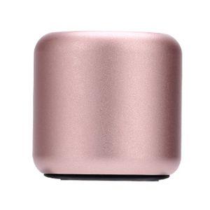 Mini Bluetooth Speaker Outdoor Portable Speaker Home TWS Wireless o Full Metal Subwoofer A8
