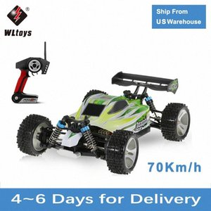 RC Car WLtoys A959 A959B 1 18 70Km H High Speed Racing Car 540 Brushed Motor 4WD Off Road Remote Control Electric RTR RC Toy auOB#