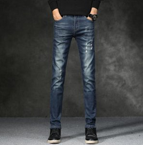 2019 Top Quality Discount Men Jeans On Hot Sales Cheap Men Fashion Long Trousers CX200825