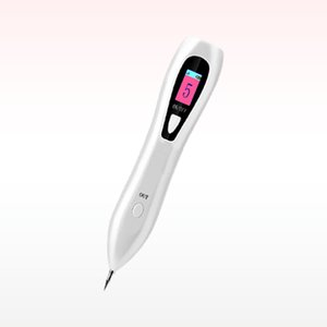 New and Hot Selling Lcd Display Acupuncture Facial Plasma Beauty Instrument Mole Spot Removal Pen for sale