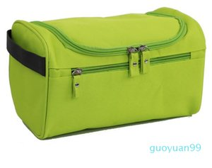portatile Reticule multifunzione New- uomini sacchetti di trucco 6colors Zipper