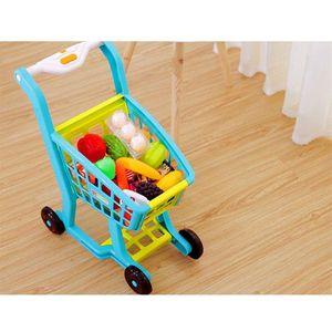 Нового детской большой супермаркет Корзина пакет кухня фрукты и овощи играть дома свет и музыку