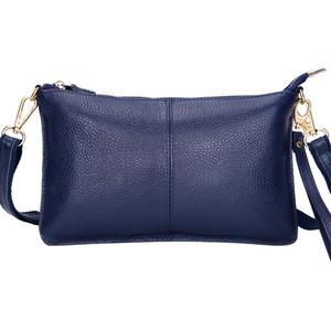 2020 new womens designer fashion luxury KKMHan Women Ladies Leather Solid Shoulder Handbag crossbody bag Tote Dropshipping bolsas feminina